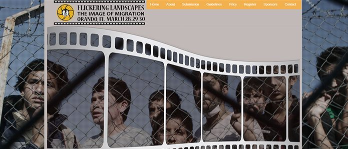 Flickering Landscapes: The Image of Migration